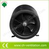 Made in china metal housing 6 inch circular centrifugal inline ducting fan