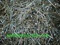 Matériaux de construction ou de polissage galvanisé fil commun ongles faisant la machine d'usine