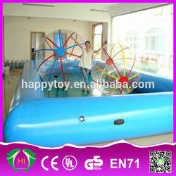 HI CE high quality swimming pool wave machine,inflatable square swimming pool,inflatable swimming pool