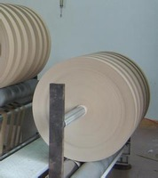 Small Coil Paper Slitting And Rewinding Machine For Kraft Paper Production