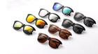 retro sunglasses new style mirror lens trendy model