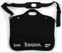 """Neoprene Laptop Sleeve Strap Messenger Bag Case 15""""-15.6"""""""