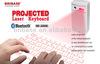 Chinese manufacturer English magic cube laser virtual keyboard
