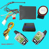 motorcycle 2-way LCD alarm system New system with remote engine start
