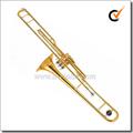 Acabado de laca bb clave de la válvula de pistón trombón( tp9300)
