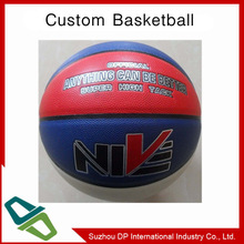 High quality cheap leather laminate basketballs