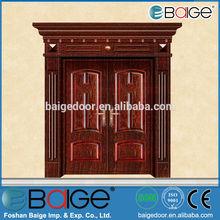 BG-C9035 graceful Imitate copper door