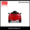 Rastar Mercedes-benz child electric toy cars for baby