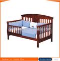 Barato clássico crianças cama de madeira maciça