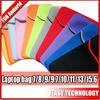 """tablet carry bag Custom Made Waterproof Neoprene Tablet/Laptop Bag 7""""/8""""/9""""/10.1""""/13""""/15.6""""/17.3"""""""