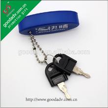 So wonderful unique promotional items paracord keychain