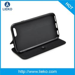 ultra hot flip PU leather tpu case for iphone6