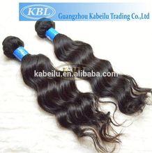 Good feedback natural brazilian hair pieces