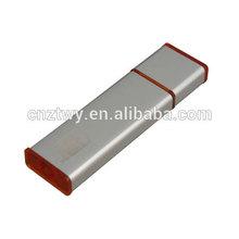 Low price 4GB plastic usb flash stick, Cheap plastic usb memory free custom logo