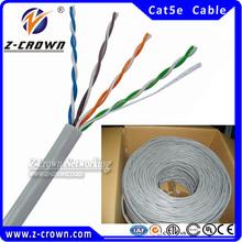 Best price cat5e utp rj45 lan cable 100m 305m 1000m