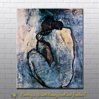 beautiful nude women painting