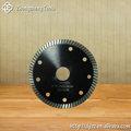 115x7x22.23mm prensados en caliente super thin turbo hoja de sierra para la cerámica, azulejo, de granito