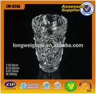 2014 glass vase glass roses in vase