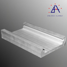 Brilliance profiles aluminium folding
