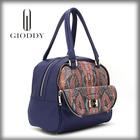 New woman luxury genuine bulk handbags china