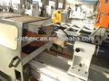 De China Popular cilindro de madera CNC que talla la máquina