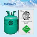 zel r134a utiliza el compresor de gas r134a de gas refrigerante