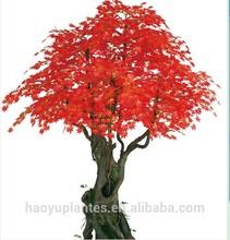 Hot sale artificial maple tree artificial Japanese maple tree red leaves artificial maple tree