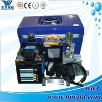Fiber Fusion Machine WF-107H CE Certificated fusionadora de fibra optica