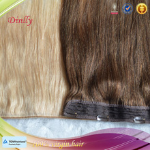 5A brazilian human hair 100% real human hair bang /fringe machine made weft bangs clip-in hair extension