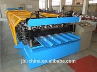 metal roofing sheet molding machine