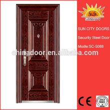 House design Wrought Iron Security Doors SC-S088