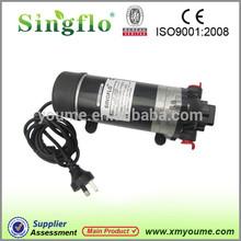 Singflo hot sale car wash high pressure water pump 230V AC 160psi