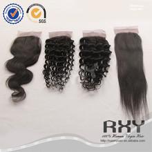 virgin mongolian hair remy hair skin silk base lace closures