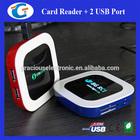 Multiport usb hub card reader usb 2.0 combo driver