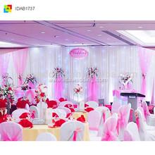 2014 FASHION HOTEL wedding backdrop curtains
