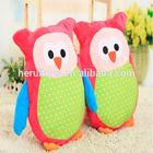 hot sale lovely eagle plush toy & custom owl plush toy & cheap and free sample plush toy eagle