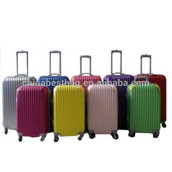 "ABS 20"" 24"" 28"" hardside shell spinner president luggage"