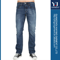 Original design Nice washed denim men jeans manufacturer