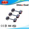china coal mine car wheel sets