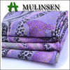 Mulinsen Textile Knitting Printed Custom Sequin And Beaded Fabric For Trousers