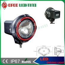 2014 Hot Item 4 inch 35w 9-36v IP67 car 9 55w car headlight hid driving lights 12v