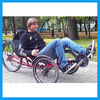 pedal recumbent bike tricycle for disabled people riding