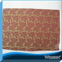 hard plastic mats crochet placemat