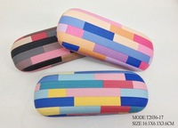 2014 new style reading eyewear case mini reading glasses metal case ,glass case computer