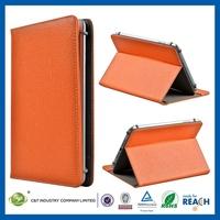 2014 new fashion luxury for ipad 4 rotating leather case