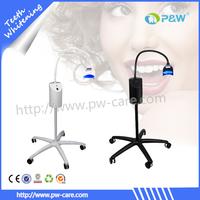 Teeth whitening lamp, bleach machine