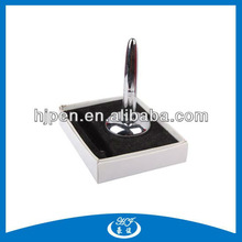 2014 high quality Promotional magnetic Metal pen