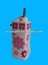 ceramic bottle for oil and vinegar