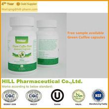 Amostra grátis disponíveis verde cápsulas de café