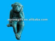 Lovely ceramic monkey